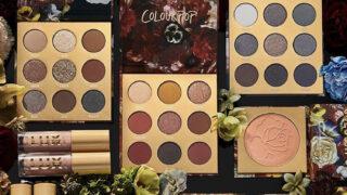 ColourPop Dark Blooms Collection
