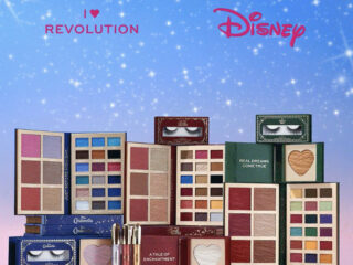I Heart Revolution x Disney Princess Collaboration