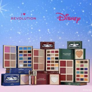 I Heart Revolution x Disney Princess Collaboration