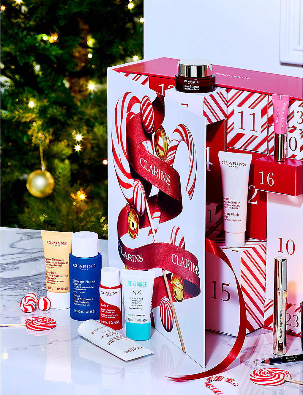 Clarins x Selfridges Advent Calendar 2020 Contents Reveal!