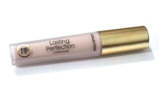 Collection Lasting Perfection Concealer NEW Shades   Review & Swatches