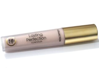 Collection Lasting Perfection Concealer NEW Shades | Review & Swatches
