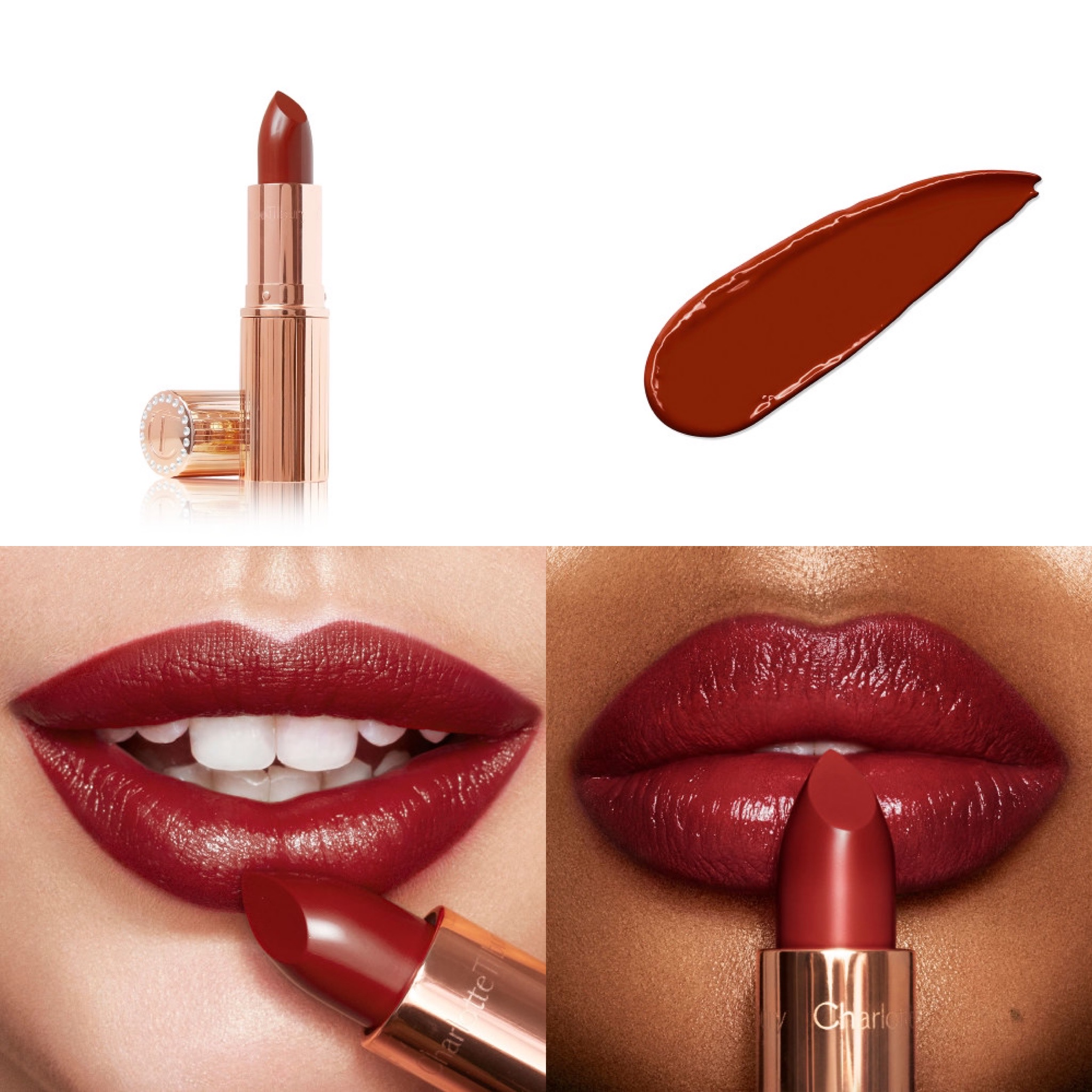 Charlotte Tilbury Super Lipsticks Collection