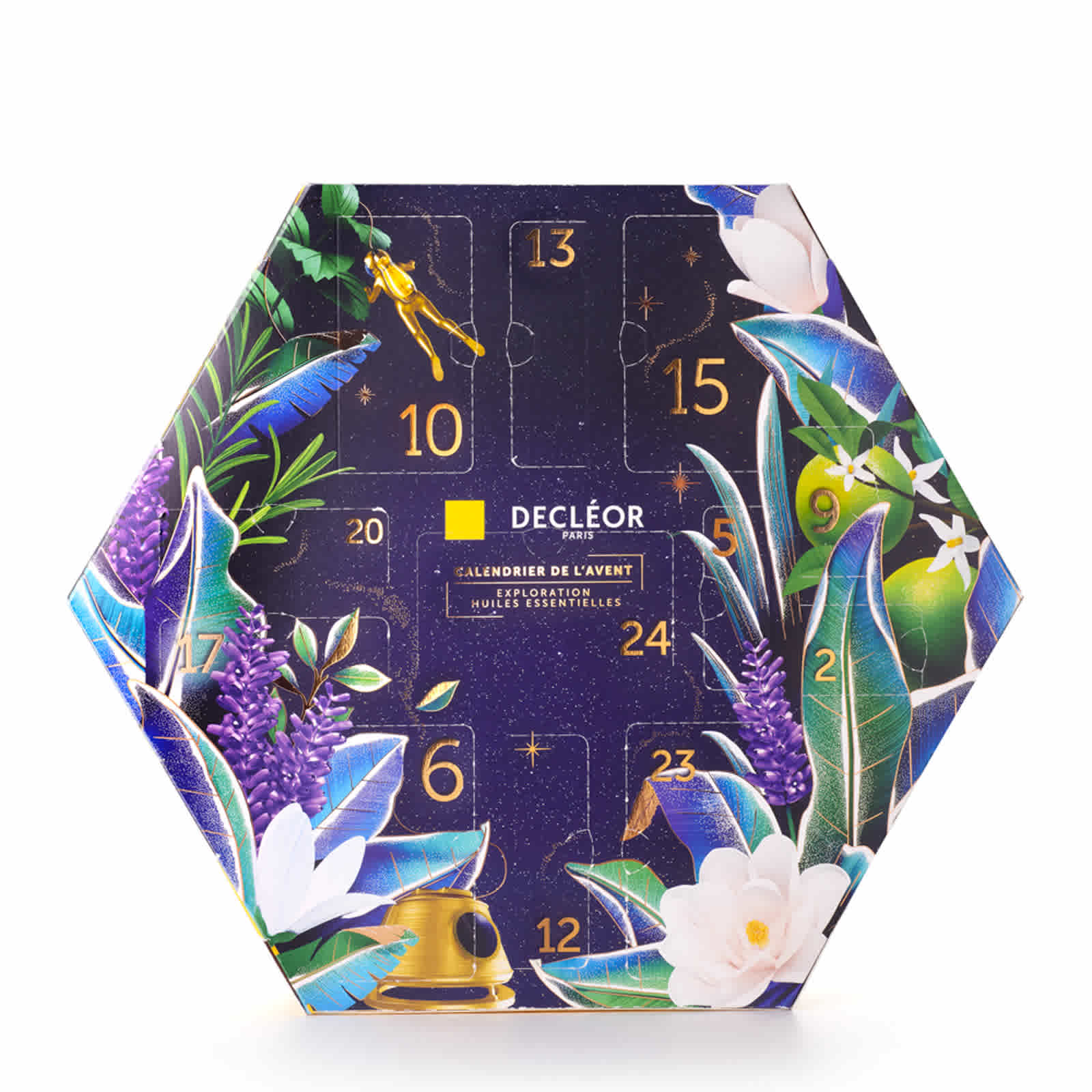 DECLÉOR Christmas Essential Oils Advent Calendar