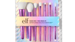 ELF Sugar High 7 Piece Brush Set