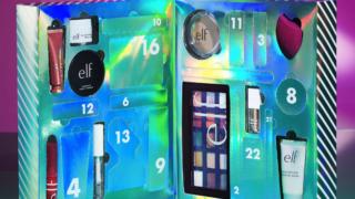 ELF The ELF-Stravaganza 24 Day Advent Calendar 2020 Contents Reveal