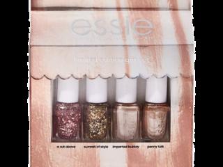 Essie Core Mini Nail Polish Set