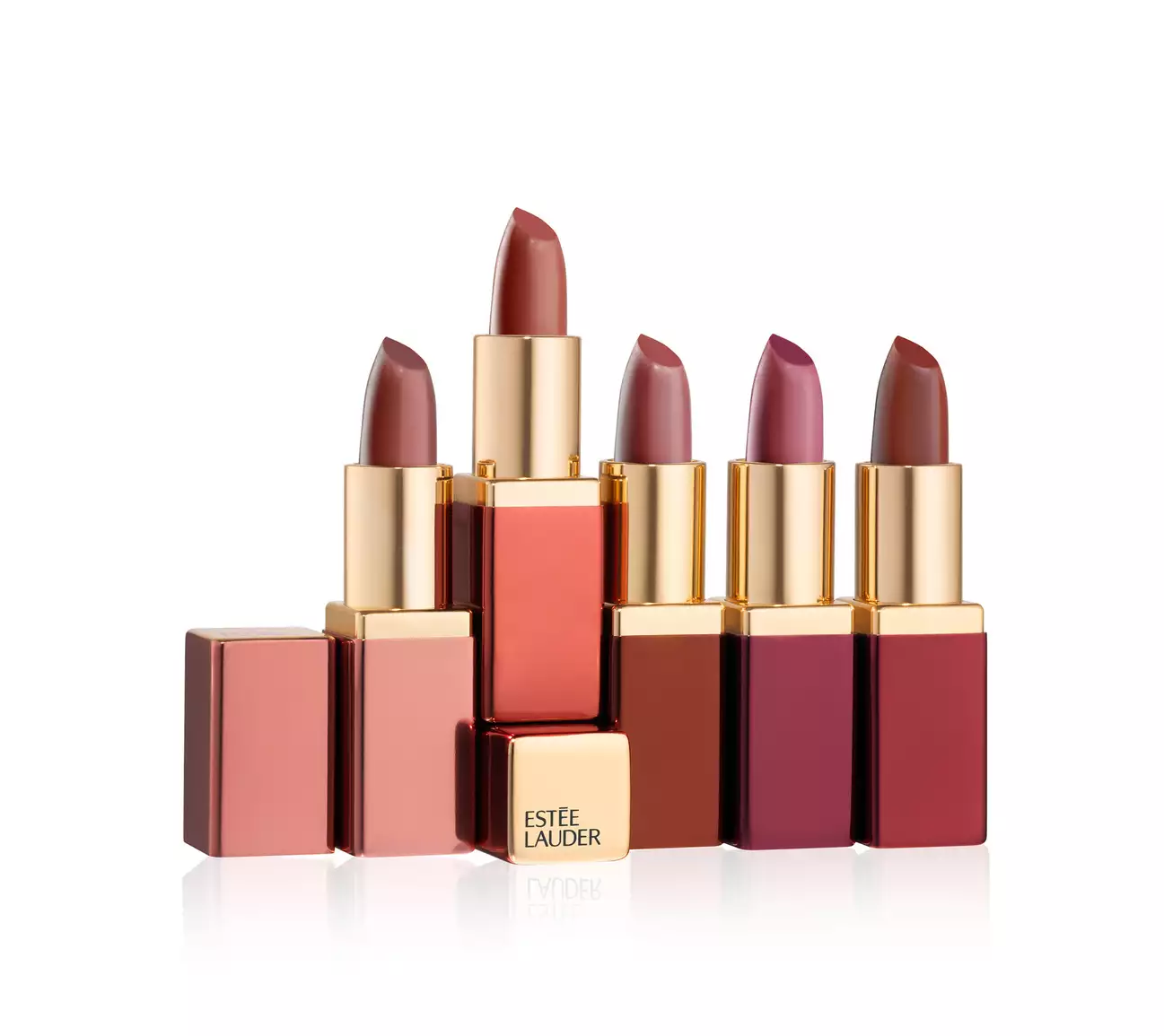 Estée Lauder Mini Winter Nudes Lipstick Gift Set
