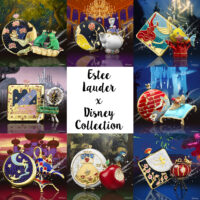 Estee Lauder x Disney Princess Collection