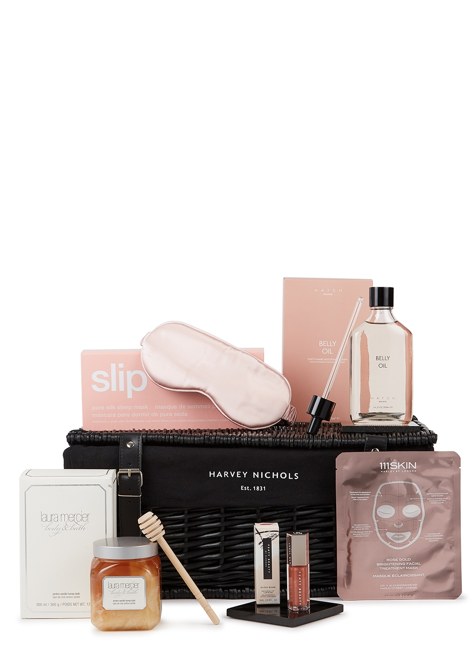 Harvey Nichols Beauty & The Baby Hamper