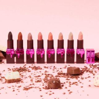 I Heart Revolution Chocolate Lipstick Collection