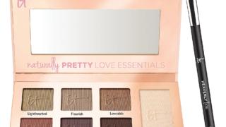 IT Cosmetics Naturally Pretty Love Essentials Palette