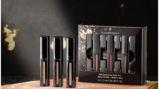 Illamasqua Mini Lip Polish Trio