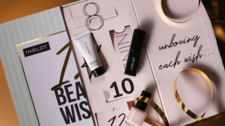 Inglot 12 Beauty Wishes Advent Calendar 2020 Contents Reveal