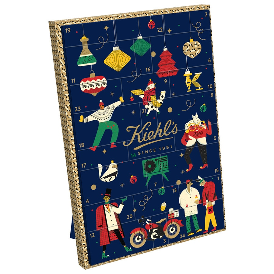 Kiehl's Advent Calendar 2020 Contents Reveal!