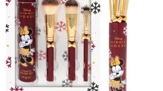 Mad Beauty Disney Minnie Mouse Makeup Brush Set