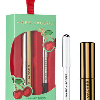 Marc Jacobs Blacquer Cherry Mini 2-Piece Eye Set
