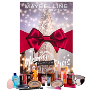 Maybelline Advent Calendar 2020 Contents Reveal!