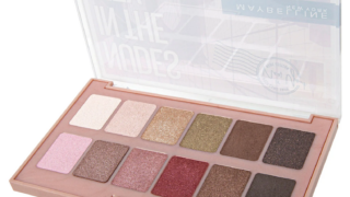 Maybelline Nudes In The City Eyeshadow Palette