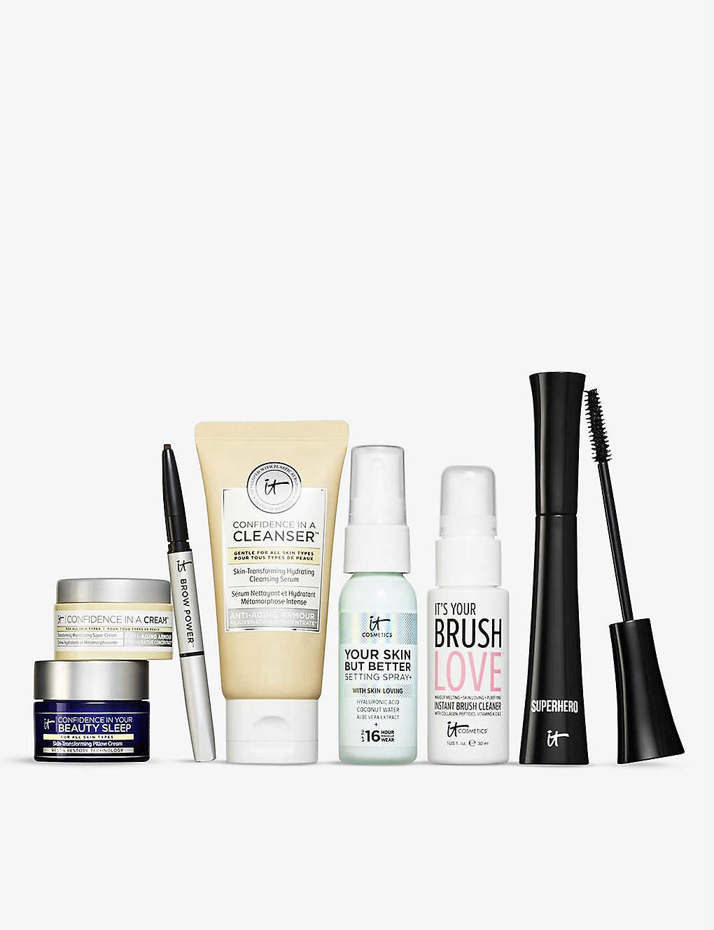 IT Cosmetics x Selfridges Best of IT Set