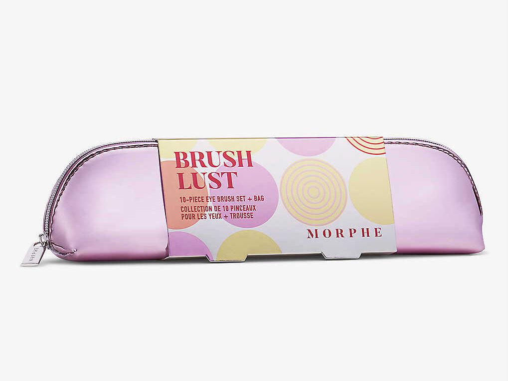 Morphe Brush Lust 10 Piece Eye Brush Set
