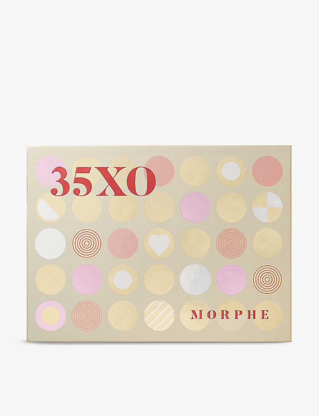 Morphe 35XO Natural Flirt Artistry Palette