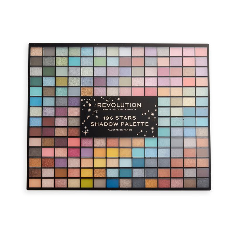 Revolution 196 Stars Eyeshadow Palette
