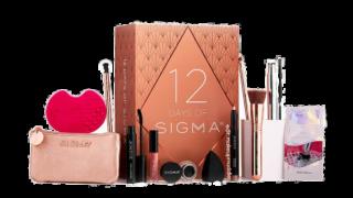 Sigma Beauty 12 Days of Sigma Advent Calendar 2020