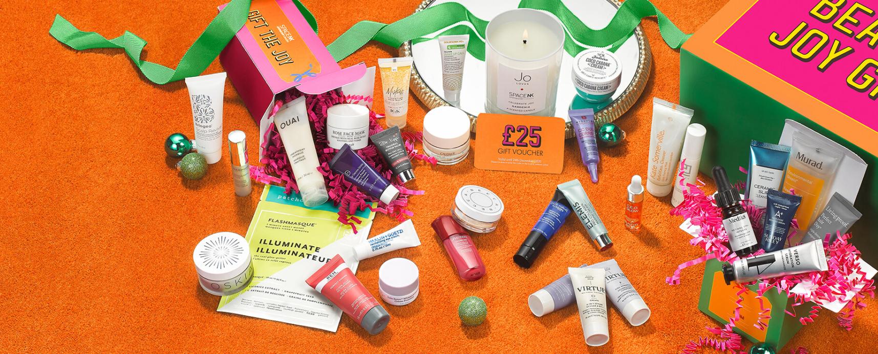 SpaceNK The Beauty Joy Gift GWP 2020