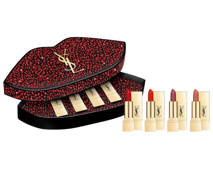 YSL Dress Me Wild Mini Pur Couture Lipstick Set