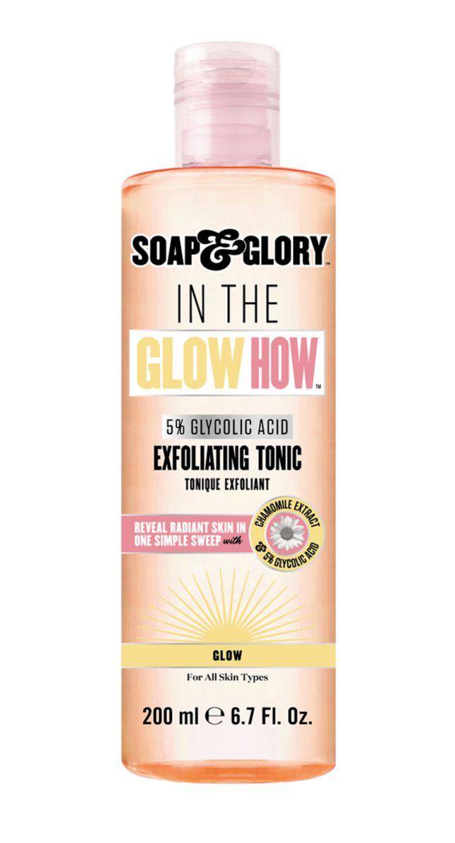 Soap & Glory In The Glow How Exfoliating Tonic
