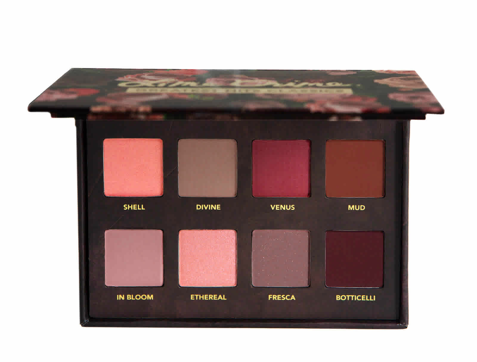 Lime Crime Greatest Hits Classic Eyeshadow Palette