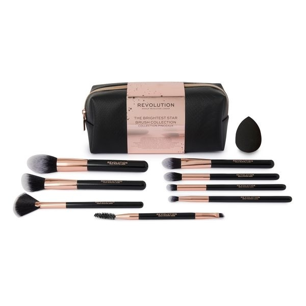 Revolution The Brightest Star Brush Collection