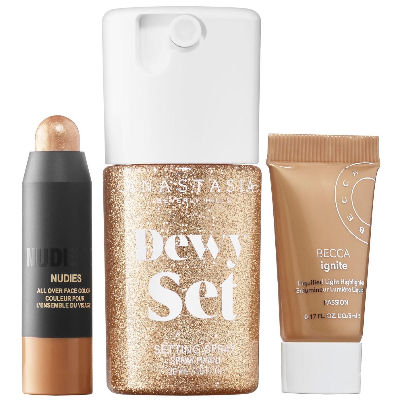 Sephora Favorites MistleGlow Highlighter Set