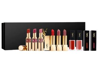 YSL Lip Showroom Lipstick Vault