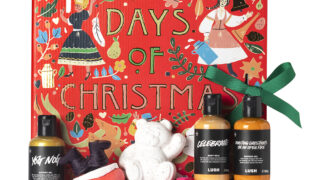 Lush 12 Days of Christmas Advent Set 2020