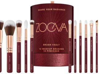 Zoeva Share Your Radiance Brush Vault