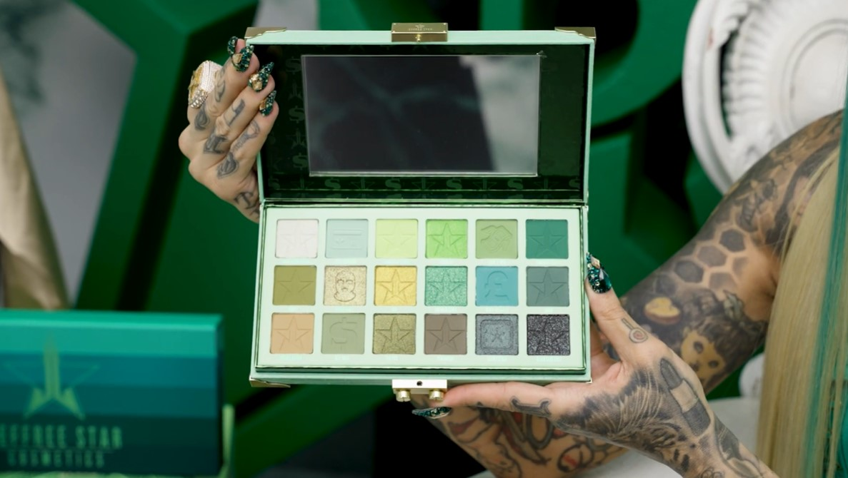 Jeffree Star Blood Money Palette Collection 2020 REVEAL!