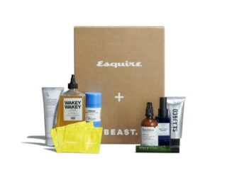 Feelunique Beast + Esquire Men's Grooming Box