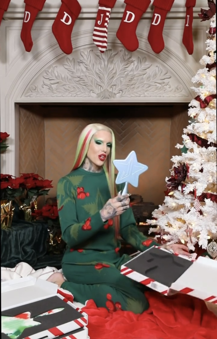 Jeffree Star Cosmetics Holiday Collection Reveal 2020