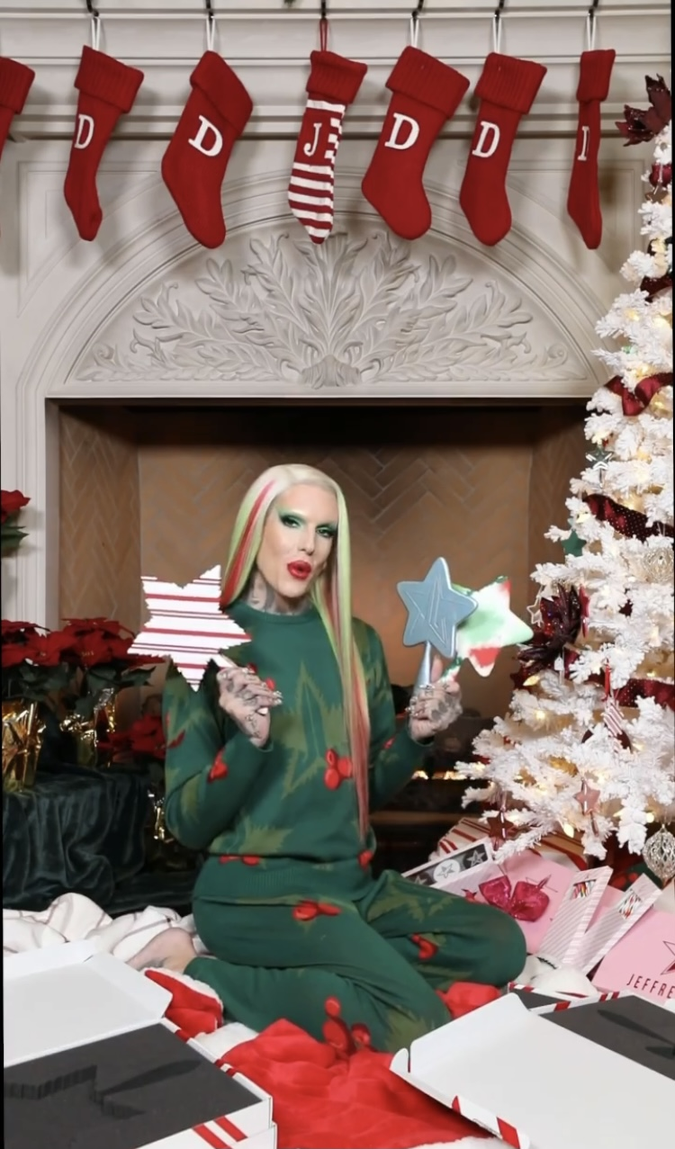Jeffree Star Cosmetics Holiday Collection
