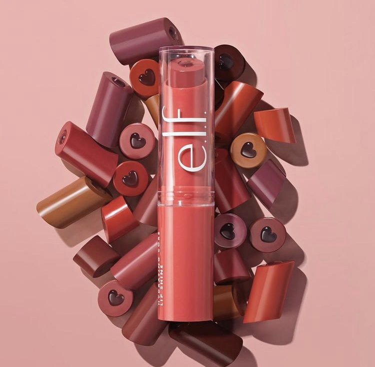 ELF Hydrating Core Lip Shine Collection