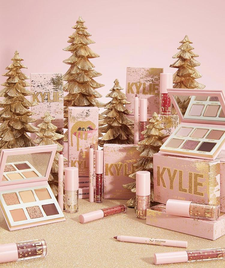 Kylie Cosmetics Sweater Weather Mini Holiday Lip Kit