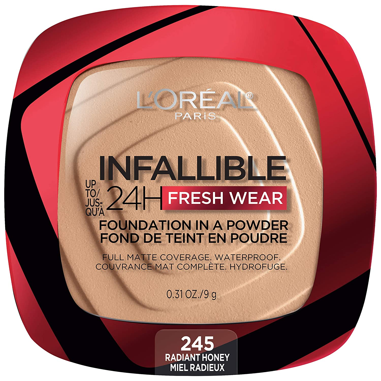 L'Oreal Infallible Fresh Wear Foundation in a Powder