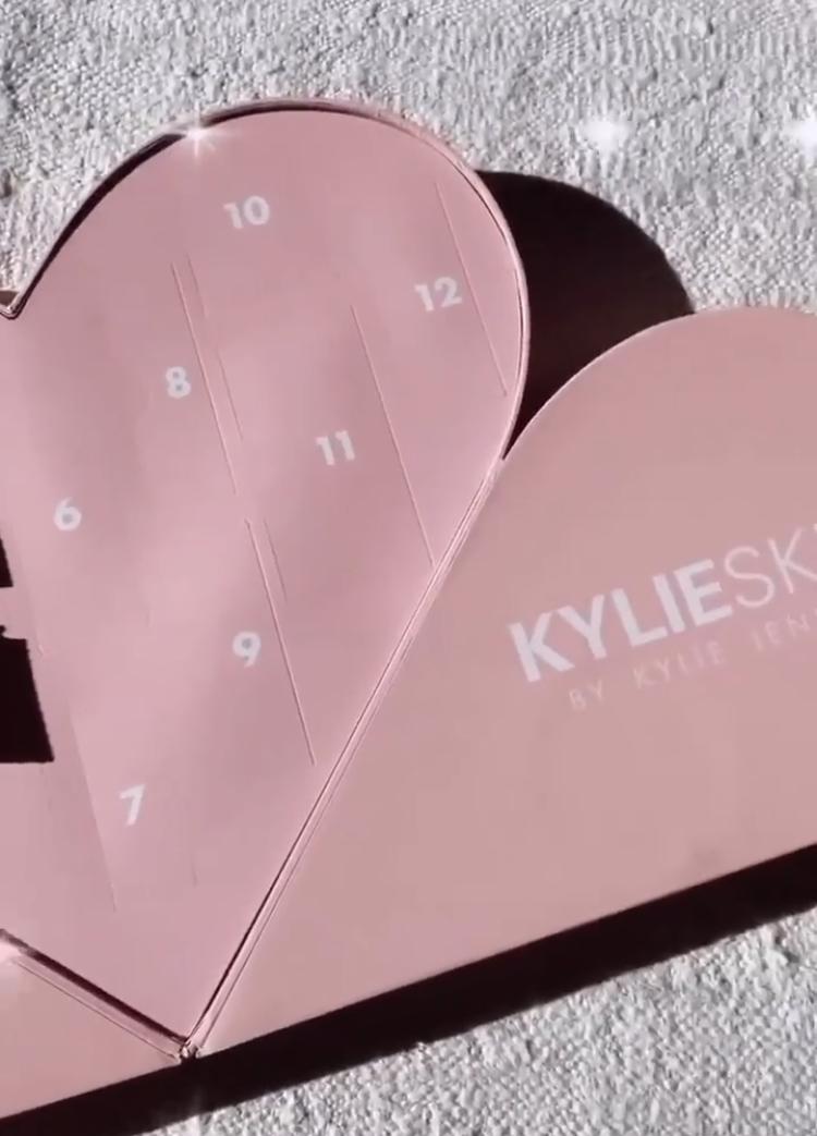 Kylie Skin 12 Days of Beauty Advent Calendar