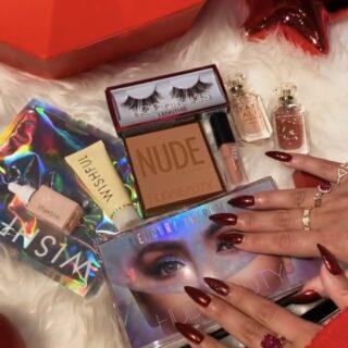 Huda Beauty 12 Days of Beauty Advent Calendar