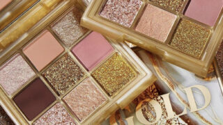 Huda Beauty Gold Obsessions Eyeshadow Palette | NOW Available