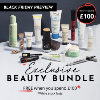 Feelunique Black Friday Preview Gift With Purchase!