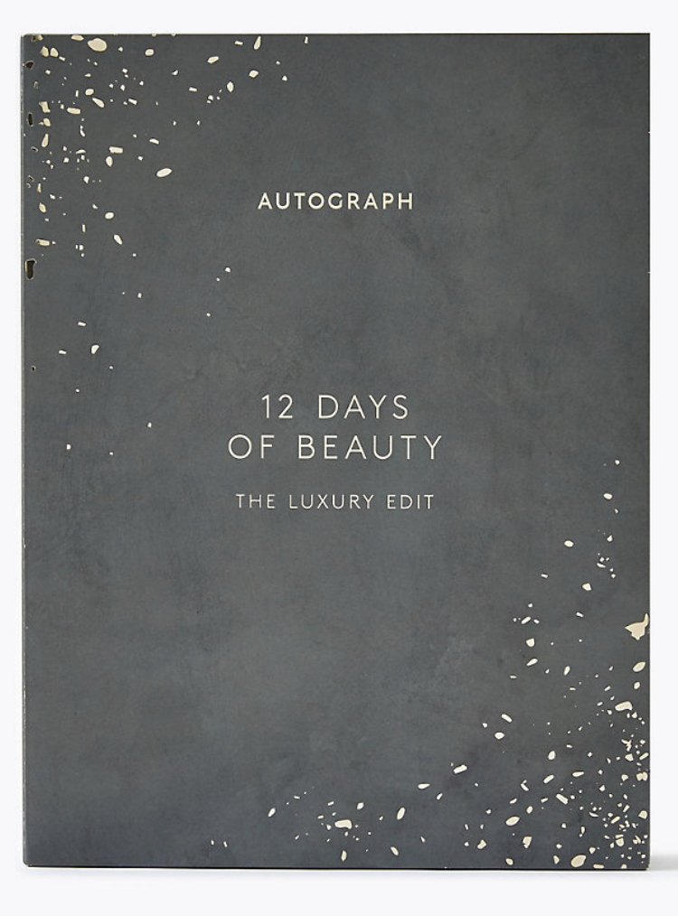 Autograph 12 Days of Beauty Advent Calendar