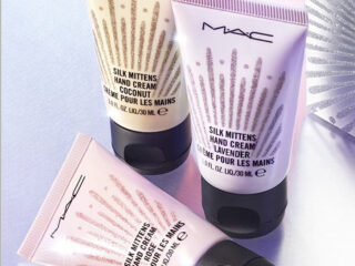 MAC Silk Mittens Hand Cream Trio